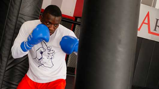 dewayne beamon fight camps