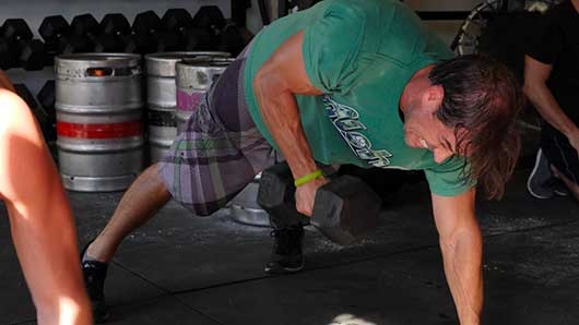 aaron kahn strength and conditioning