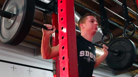 eric slamovich strength and conditioning