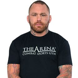 chris leben jiu jitsu, mma, and wrestling coach