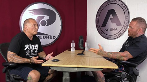 Chris Leben interviews MMA Legend Enson Inoue