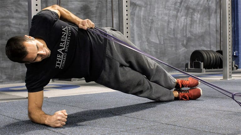 Killer Ab Exercises Using a Resistance Band