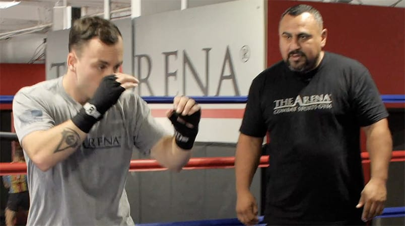 Using Cones to Develop Better Boxing Movement Patterns