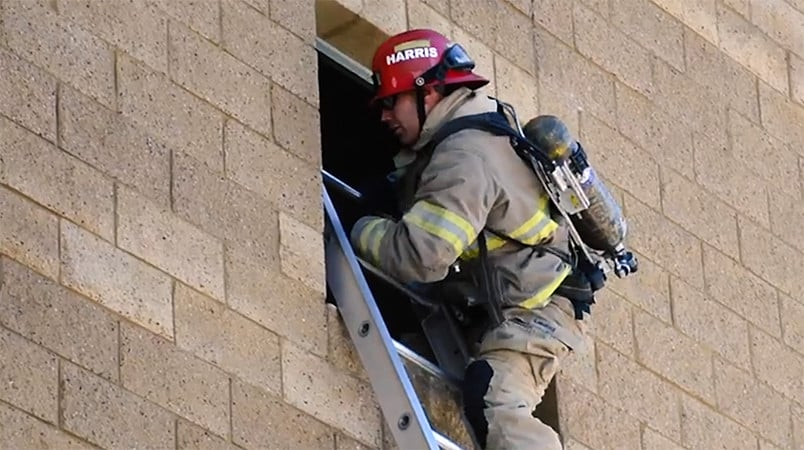 Firefighter/Outrigger Athlete Utilizes Strength and Conditioning Program at The Arena