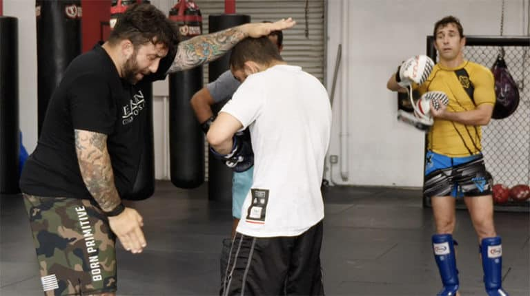 Varying Angles of Attack for MMA and Kickboxing