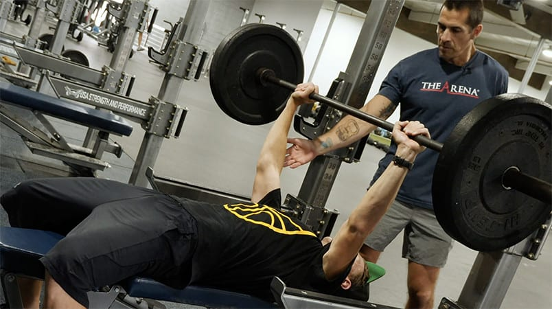 Some Tips to Improve Your Bench Press Form and Technique