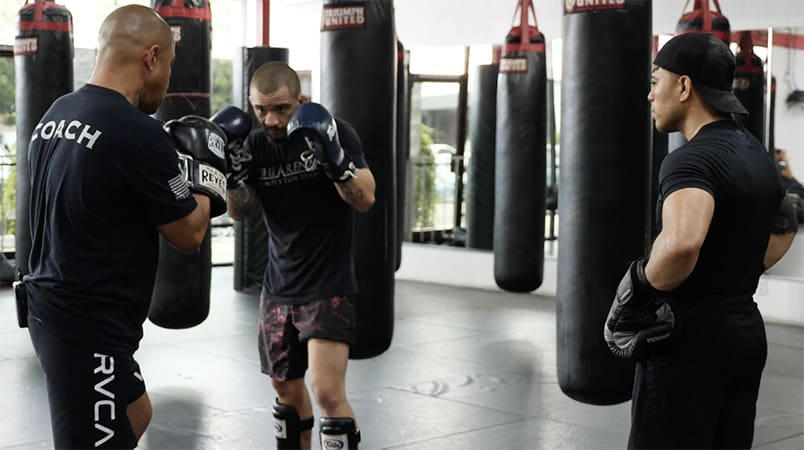 How and Why to Break Your Rhythm in Kickboxing